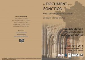 Jaquette programme