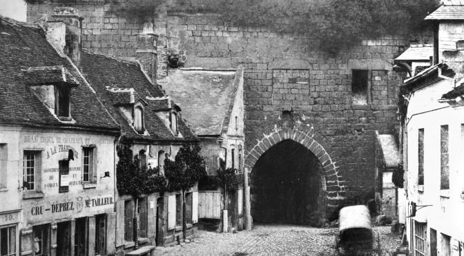[28 avril] Journée d'études : enceintes urbaines et portes de villes au Moyen Âge