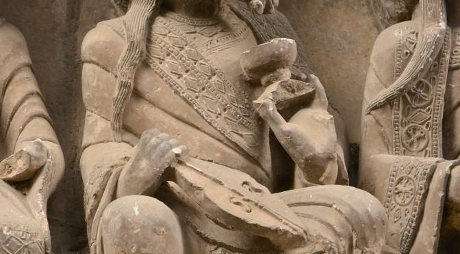 [Exposition] De lettres et de pierres = Moissac