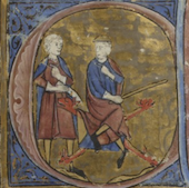 [7-9 févr.] Le Manuscrit du Roi, Paris BnF fr. 844, Table-ronde interdisciplinaire (Rome)