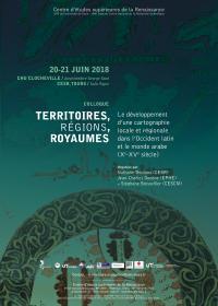 [20-21 juin] : Territoires, régions, royaumes