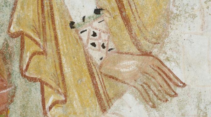 [Exposition] Détails – inattendus, curiosités et bizarreries. Les peintures de la nef de Saint-Savin