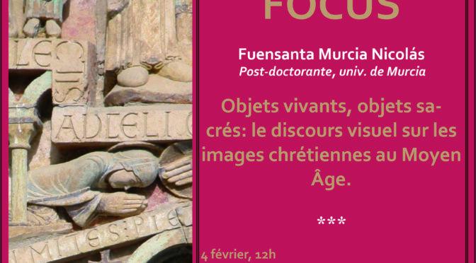 [4 févr. 2020] : Focus n° 5 : objets vivants, objets sacrés